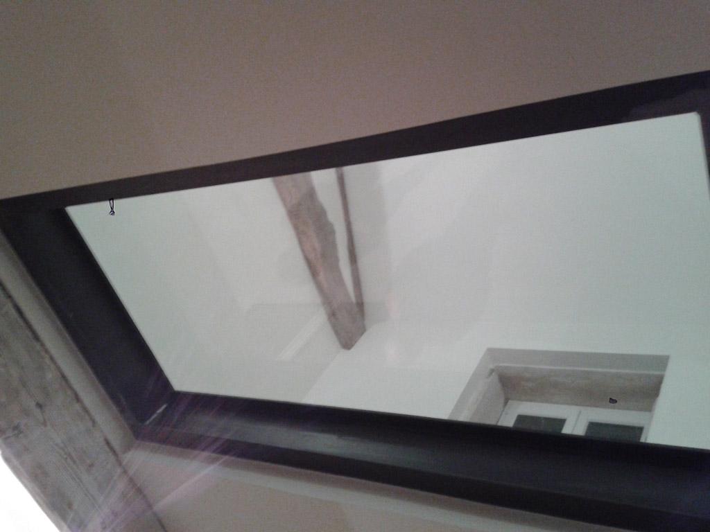 Dalles en verre lyon dalles de sol villefranche calade design - Dalle de sol en verre prix ...