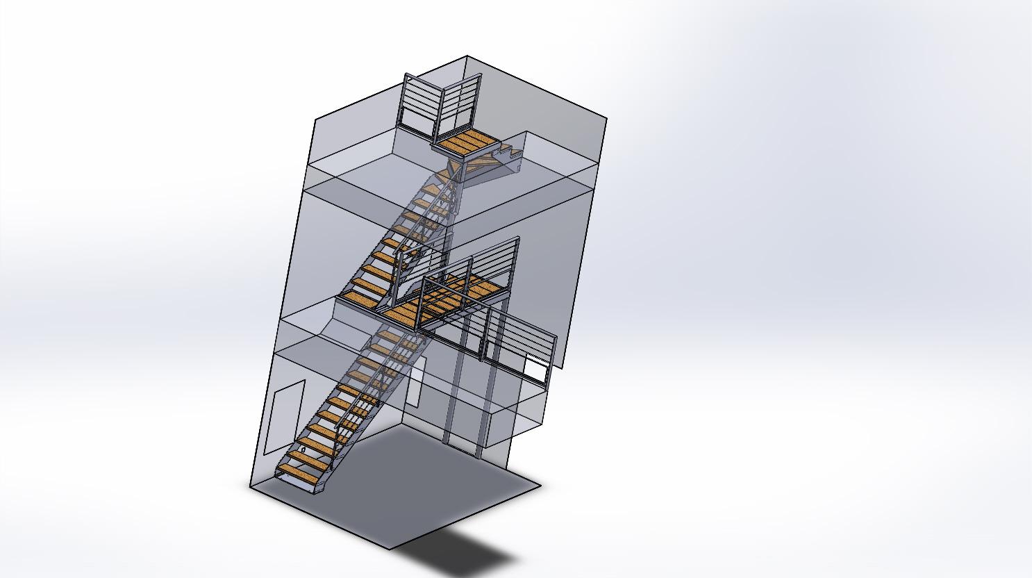 mezzanine m tal lyon mezzanine acier villefranche calade design. Black Bedroom Furniture Sets. Home Design Ideas
