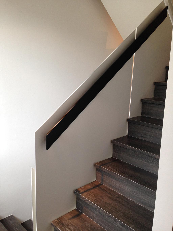 Main Courante Escalier Corde main courante escalier en acier
