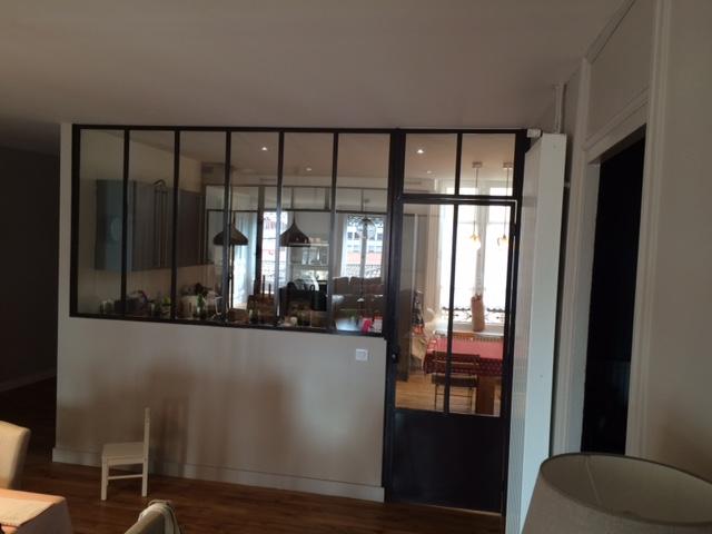 Verri re design lyon verri re villefranche calade design - Porte d atelier en bois ...