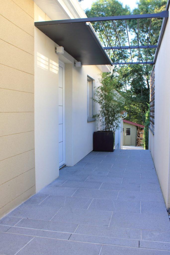 pergolas en m tal lyon pergolas acier villefranche calade design. Black Bedroom Furniture Sets. Home Design Ideas