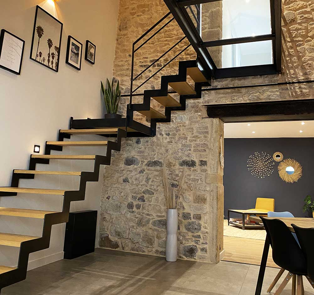 escalier-double-limon